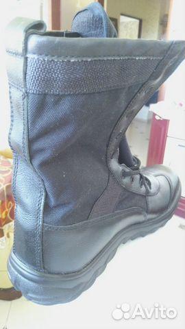 Ботинки легкие высокие омон 89385360054 купить 3