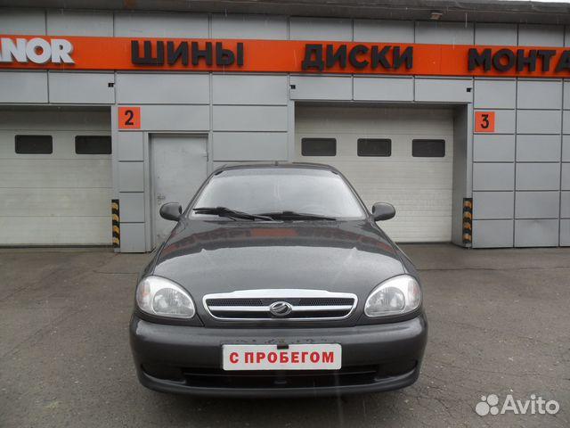 Купить ЗАЗ Chance пробег 93 000.00 км 2012 год выпуска