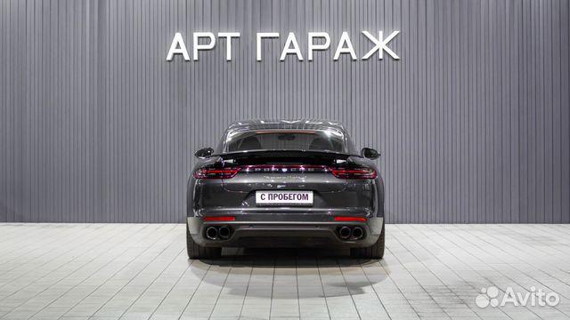 Купить Porsche Panamera пробег 28 000.00 км 2017 год выпуска