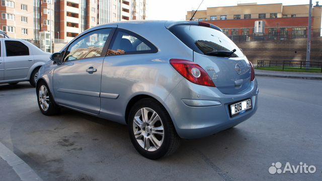 Купить Opel Corsa пробег 128 000.00 км 2007 год выпуска