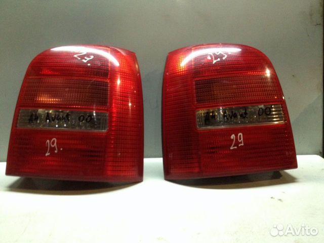 Задний фонарь Ауди А4— фотография №1