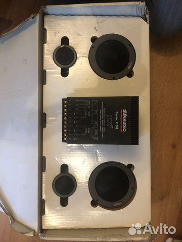 3-компонентная акустика Dynaudio Esotec System 362 89134740927 купить 3