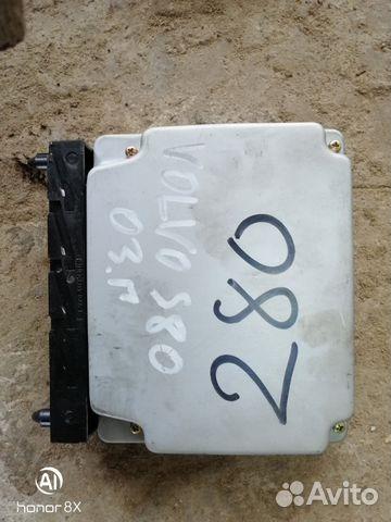 89226688886 Блок управления двигателем (Volvo S80)