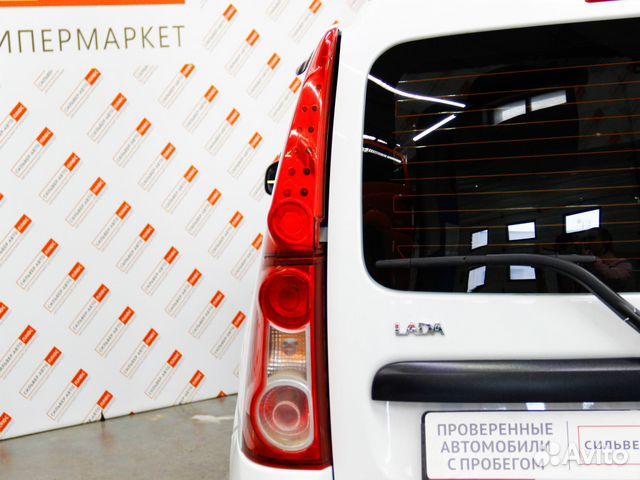 Купить ВАЗ (LADA) Ларгус пробег 53 518.00 км 2017 год выпуска