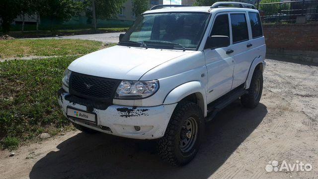Купить УАЗ Patriot пробег 55 000.00 км 2013 год выпуска