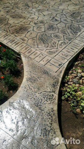 печатный бетон волгодонск
