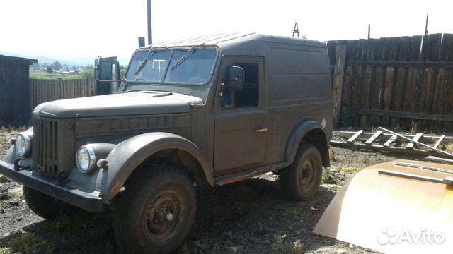 ГАЗ 69, 1967 89148303445 купить 1