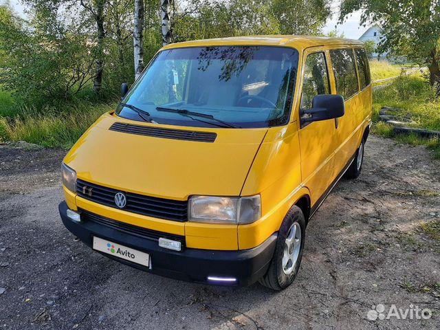 Volkswagen Transporter, 1993