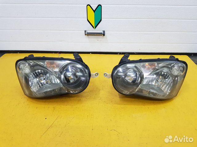 89625003353 Фары передние комплект (конь ) Subaru Impreza WRX