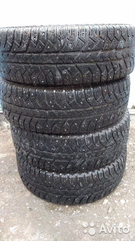 Шины bridgestone ice cruiser 7000 195/65 R15— фотография №1