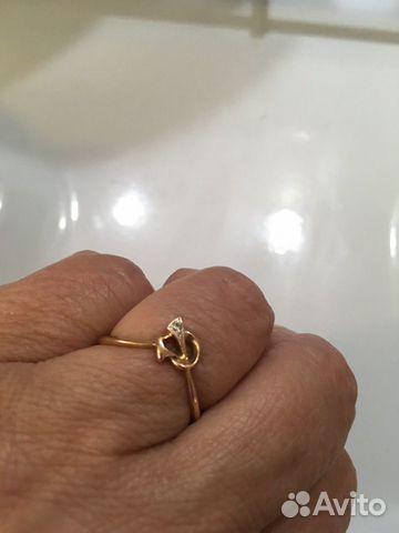 Золотое кольцо 89372654742 купить 1