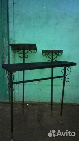 Столик, лавочка 89220840310 купить 1