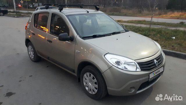 Renault Sandero, 2011  buy 7