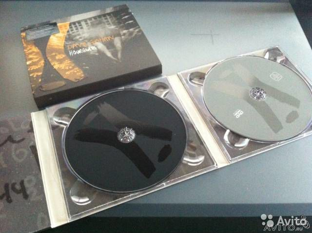 Dave Gahan Hourglass Deluxe Edition CD+ DVD