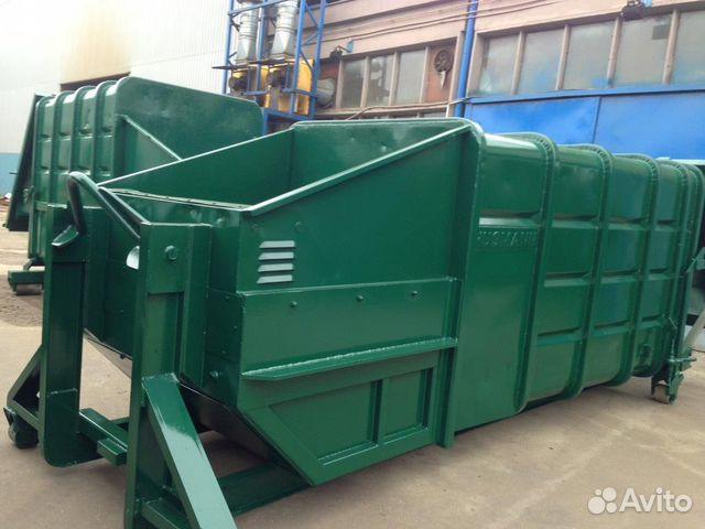 Контейнер 35 м3 кеске и пресс-контейнеры 12 м3  89062174644 купить 6