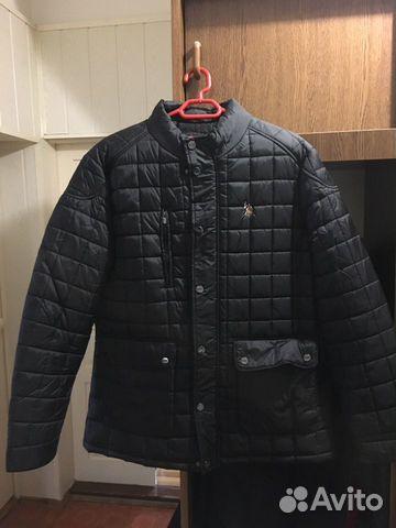 Куртка Поло Мужская 54 размер  89286947904 купить 1