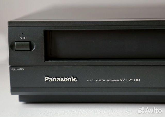 Видеомагнитофон Panasonic NV-25 (Япония)  купить 3