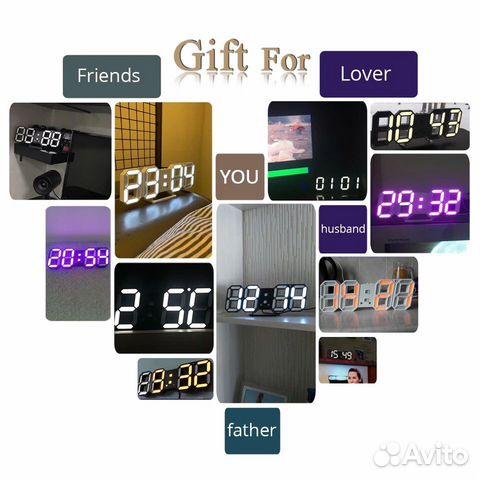 Часы электронные 89633513204 купить 4