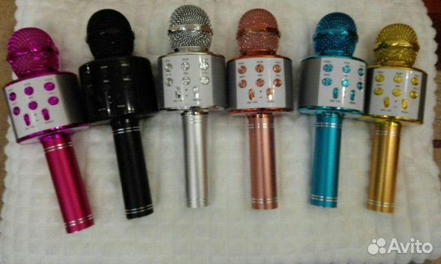 Караоке микрофон 89656524286 купить 1