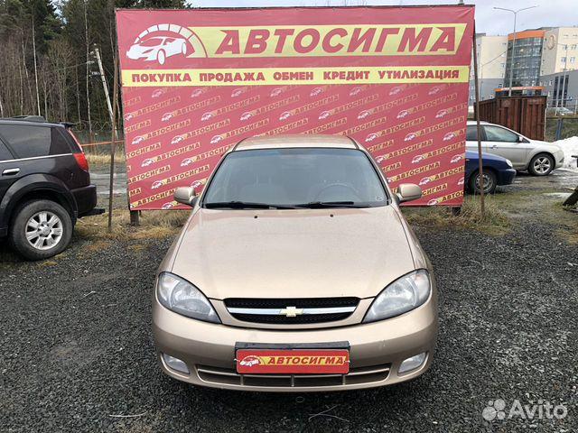 Chevrolet Lacetti, 2008 купить 8