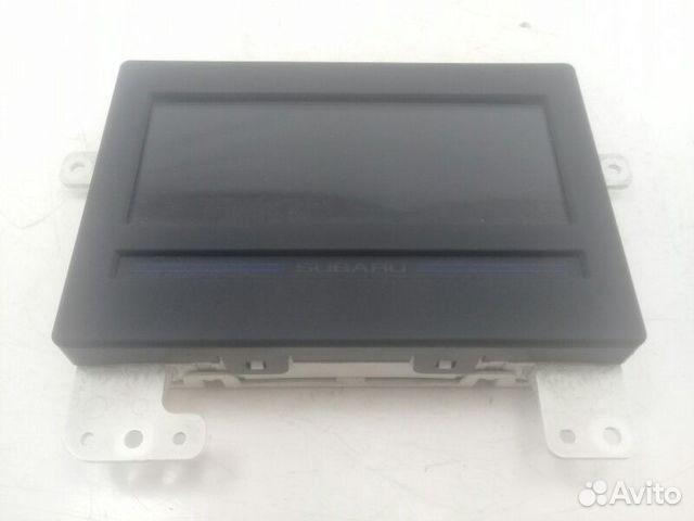 Монитор Subaru Tribeca WXE EZ30D 2007 купить 1