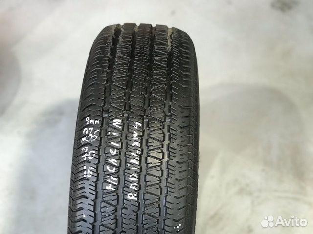 89380001718 235/70/15 Michelin Radial XW4 (8 mm) - 1 шт