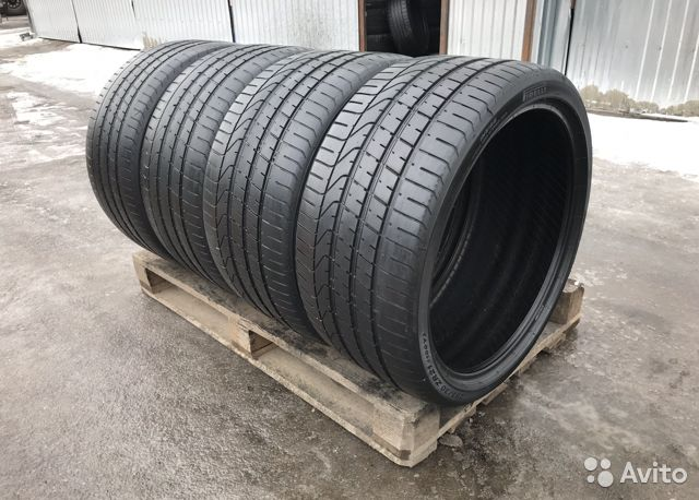 Шины 285 30 21 100Y Pirelli P Zero 89039755754 купить 1