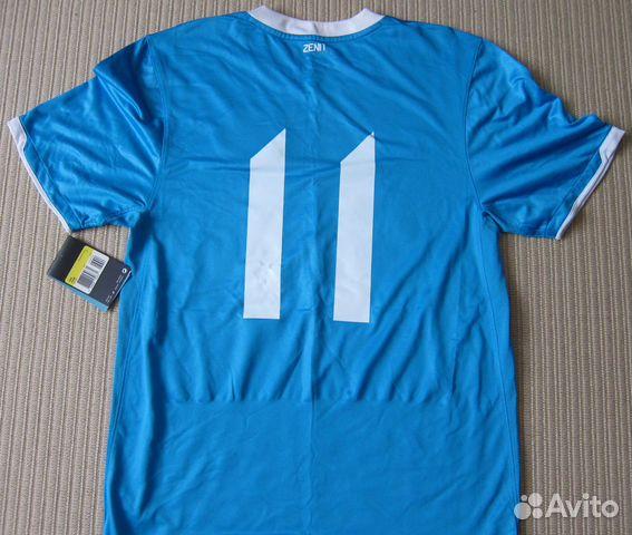 Фирменные футболки Зенит. Nike. Новые 89301743027 купить 4