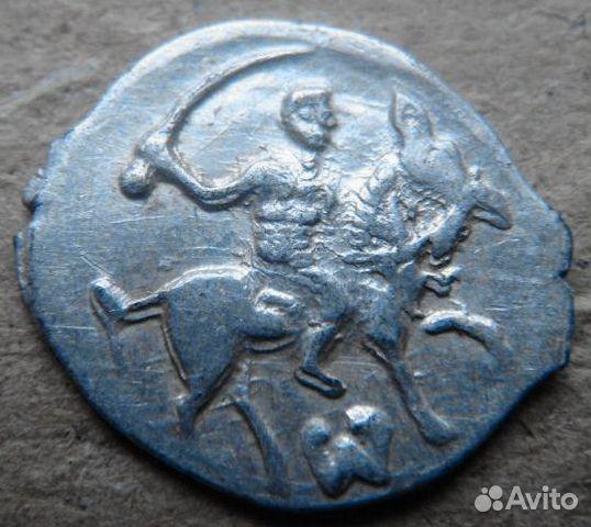Монеты Ивана Грозного 1533-1584(чешуя, серебро)