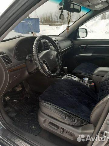 Hyundai Santa Fe, 2011 купить 9