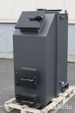 Твердотопливный котел «Неделька» ко-90 для дома купить 2