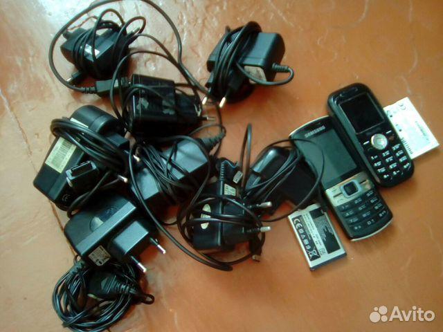 Зарядные устройства и старые телефоны 89177759018 купить 1
