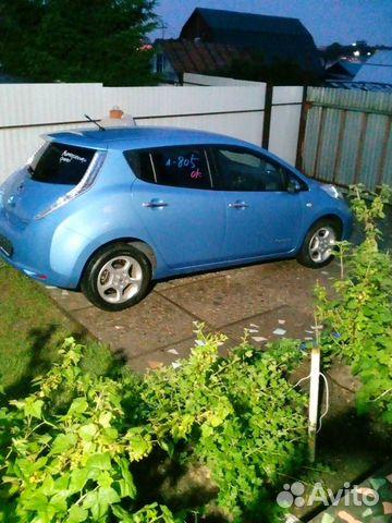 Nissan Leaf, 2013 купить 2