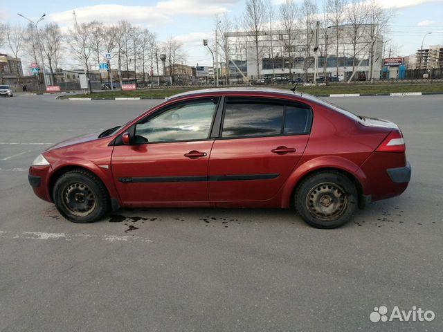 Renault Megane, 2005 89052963642 купить 6