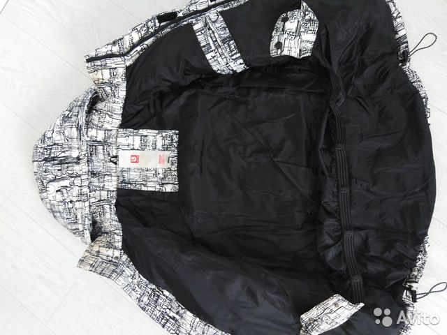 Куртка зимняя унисекс 89216042200 купить 2