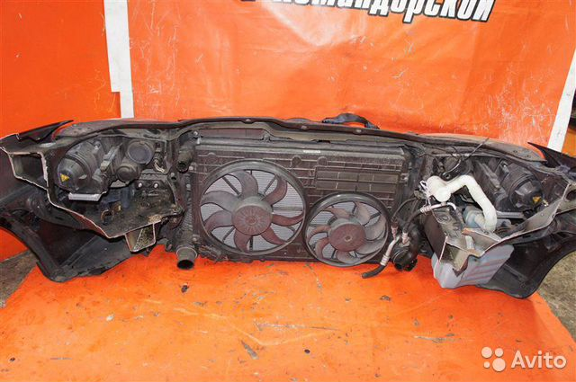 Ноускат Volkswagen Golf 1K1 BWA 2007 89146876050 купить 3