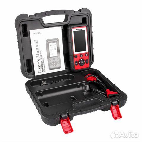 Диагностическое оборудование, сканер, autel купить 6