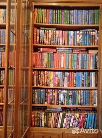 Книги. Фэнтези, фантастика
