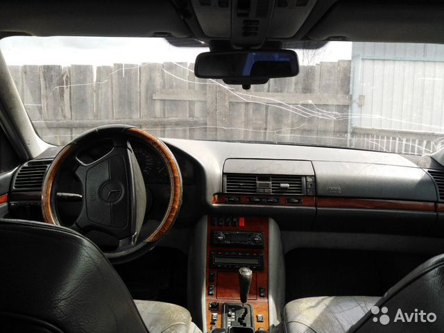 Mercedes-Benz S-класс, 1996 89143638314 купить 7