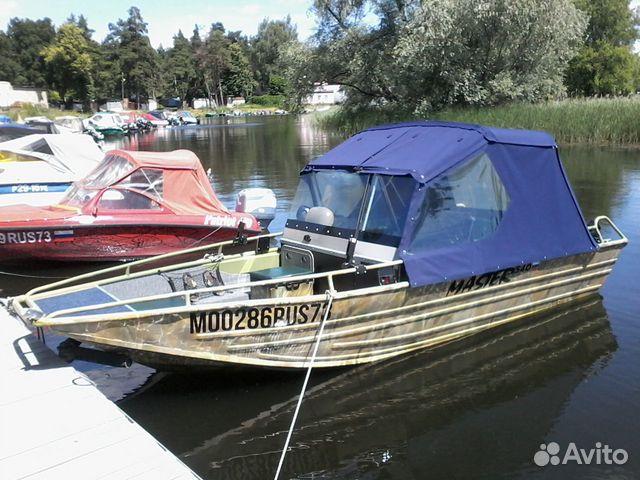 Лодка Мастер 540 с Mercury 90 elpt 4 Stroke  89063926905 купить 1