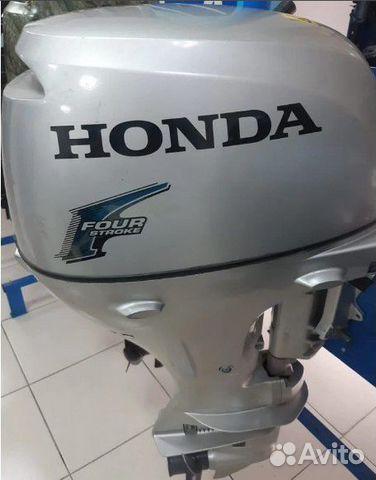 Лодочный мотор Honda 15 89093877734 купить 1