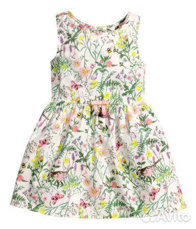 Платье Н&М  89520543858 купить 1