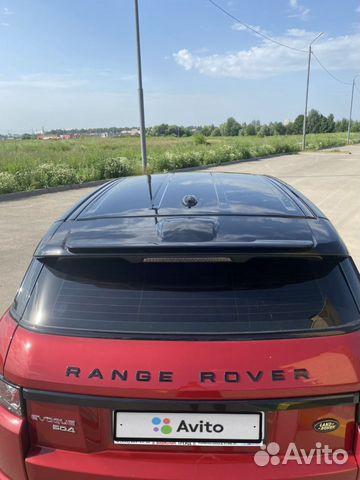 Land Rover Range Rover Evoque, 2013 89605975898 купить 3