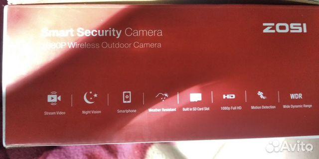 Камера видеонаблюдения  89012880819 купить 4