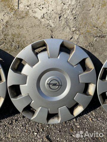 Комплект оригинальных колпаков Opel R16  89534684247 купить 5