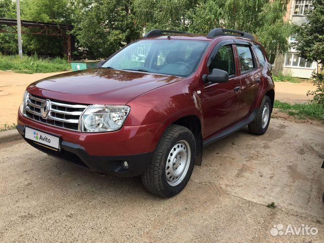 Renault Duster, 2014  89128775808 купить 1