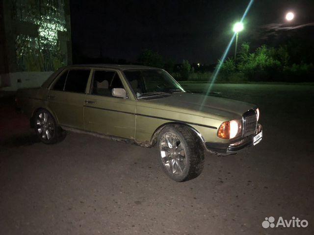 Mercedes-Benz W123, 1983  89063949176 купить 1
