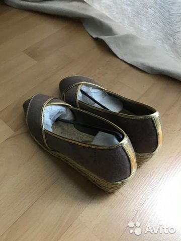 Туфли Raplh Lauren