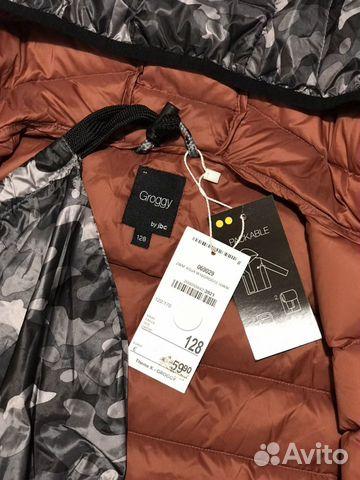 Куртка на мальчика, 128 рост, новая  купить 4