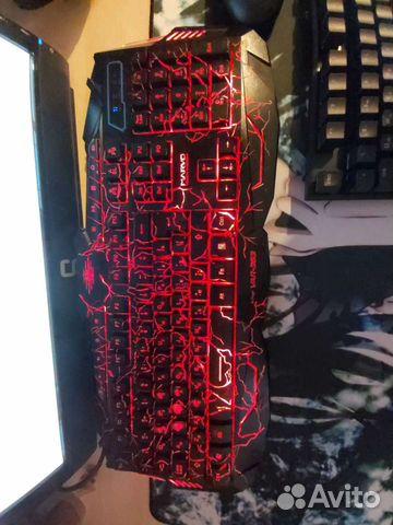 Игровая клавиатура Marvo Var-363  89522903875 купить 2